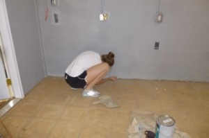 Kennel Katie painting 2