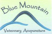 Blue Mountain Veterinary Acupuncture PLLC