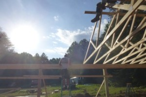 barn trusses 1a