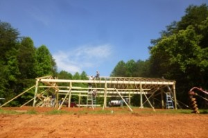 barn trusses 2a